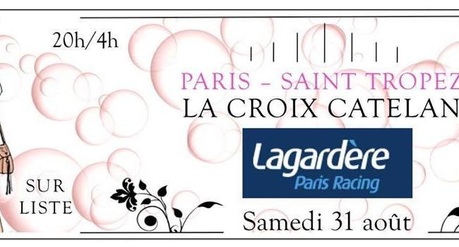 Les joies du Racing Club Lagardère !