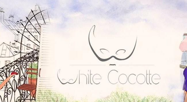 La soirée White Cocotte à la Villa