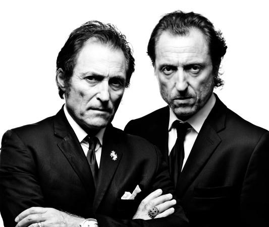 Rencontre avec les frères Ros de Paco Chicano !