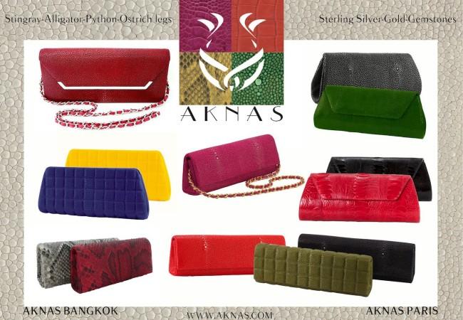 Vite, une pochette Aknas trendy !