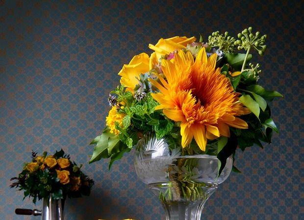 Frivolités florales et accessoires en fleurs…