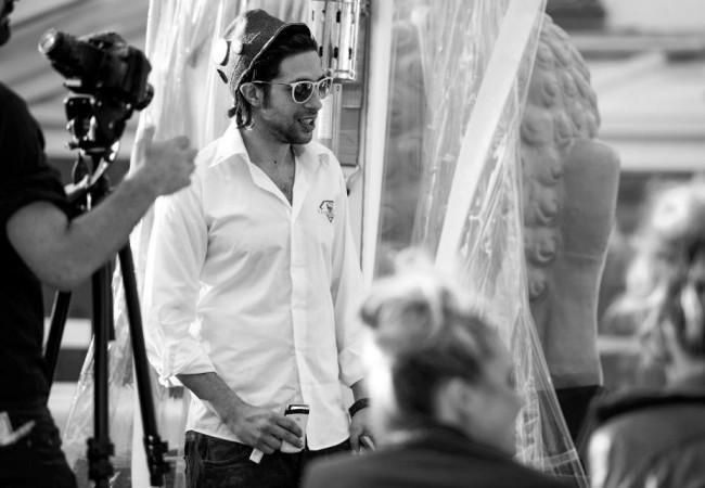 Interview du designer Ylan Anoufa, à la tête de la maison Anoufa !