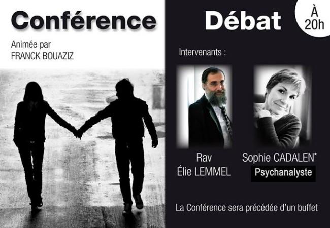 Résumé de la Grande Conférence débat «Comment trouver son conjoint et le garder»