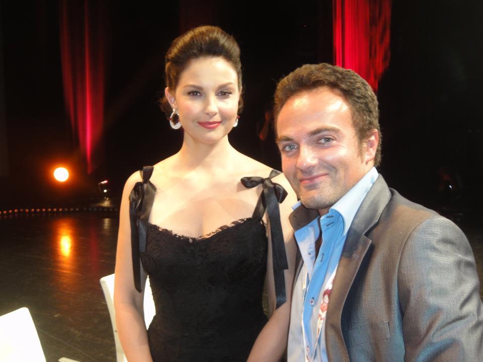 Ashley Judd au Mipcom 2012