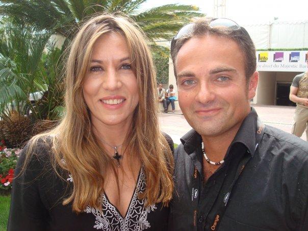 Mathilde Seigner au 62ème Festival de Cannes ++