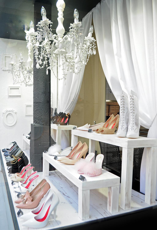 Boutique ERNEST Paris été 2014 2