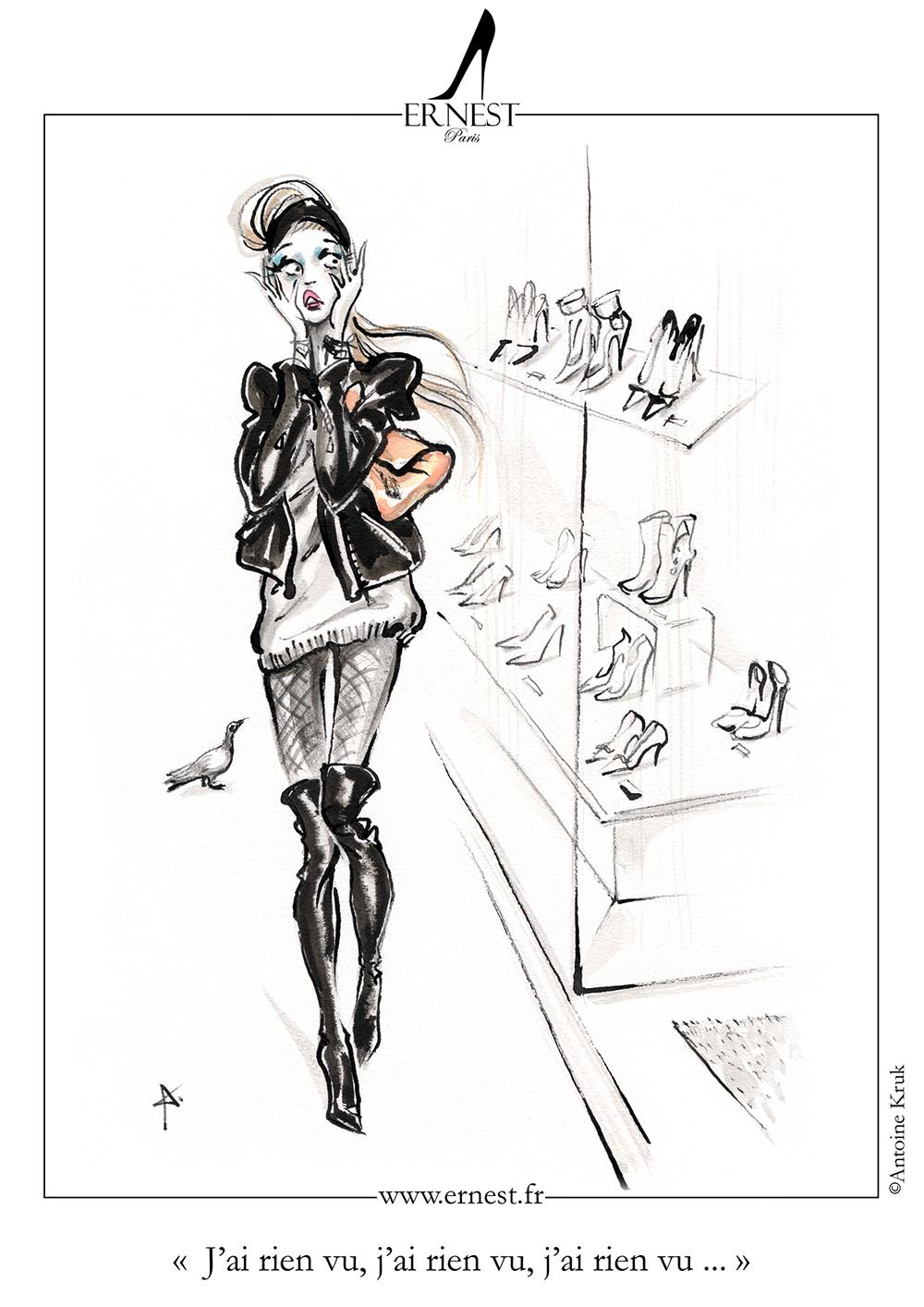 ERNEST Antoine Kruk Scène 5
