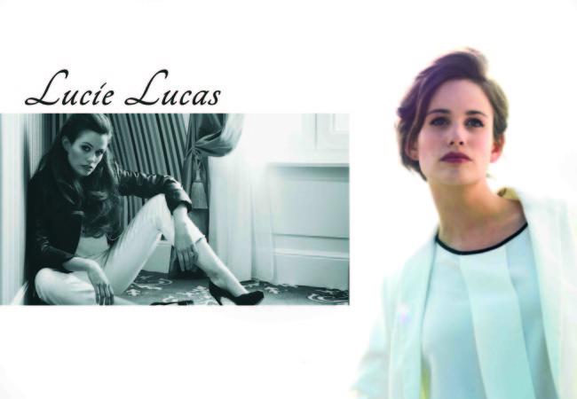 Interview de Lucie Lucas, la star de la série Clem sur TF1, égérie de la maison Antonelle !