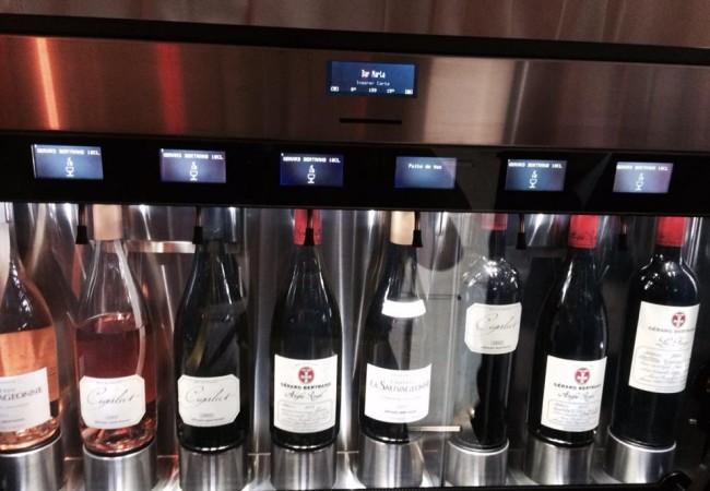 Dégustation de vin – Gérard Bertrand – Marta Le Bar – Fouquet's Paris – Paris Frivole – French art de vivre – Bar éphémère