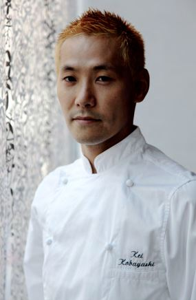 Rendez-vous avec le jeune prodige de la cuisine française : Kei