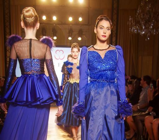 Défilé Legends – Fashion Week Paris – haute couture – la mode à Paris – Paris Frivole – Cercle de l'union interaliée