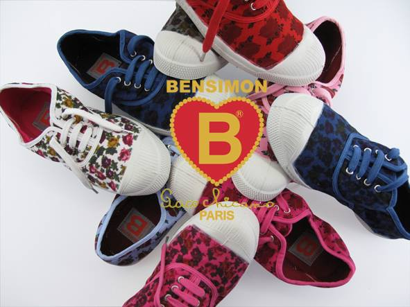 Tennis Bensimon et Paco Chicano- tendances 2014 – Paco Chicano – Paris Frivole