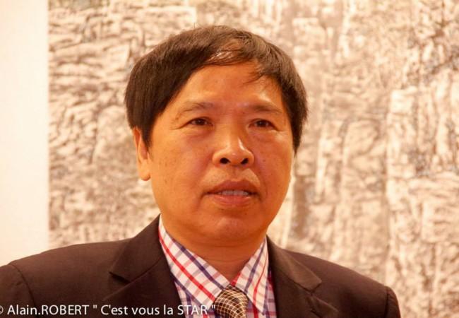 Artiste chinois – Zhao Jianqiu – Chine – exposition – Caroussel du Louvre – Paris Frivole – artiste coup de coeur