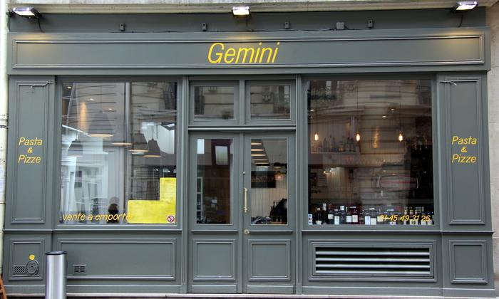 Gemini - rive gauche - resto italien - paris frivole 3