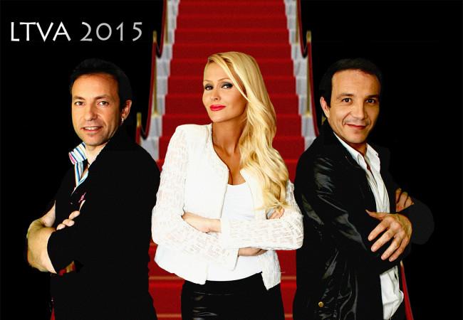 Lauriers TV awards – Philippe Candeloro – Cérémonie – meilleures émissions de divertissement