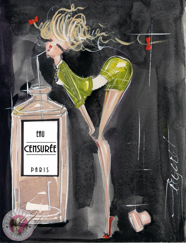 Rachel Bergeret - Paris Frivole - Midinettes