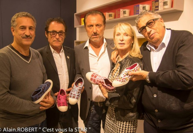 Bensimon – boutique galerie Bensimon addicted to love – Fashion Week – Paris Frivole – village des créateurs