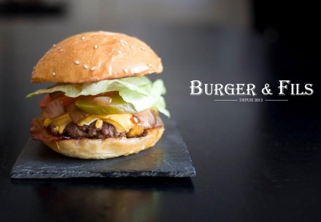 Burger & Fils – meilleurs burgers de Paris – top restaurant – sortir à Paris – Paris Frivole – Burgers Paris 8 – fast food