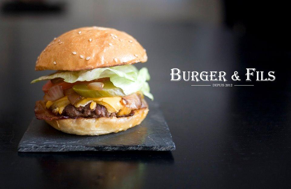 burger - paris frivole - bon resto à Paris