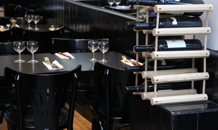 paris frivole - restaurant italien - gemini