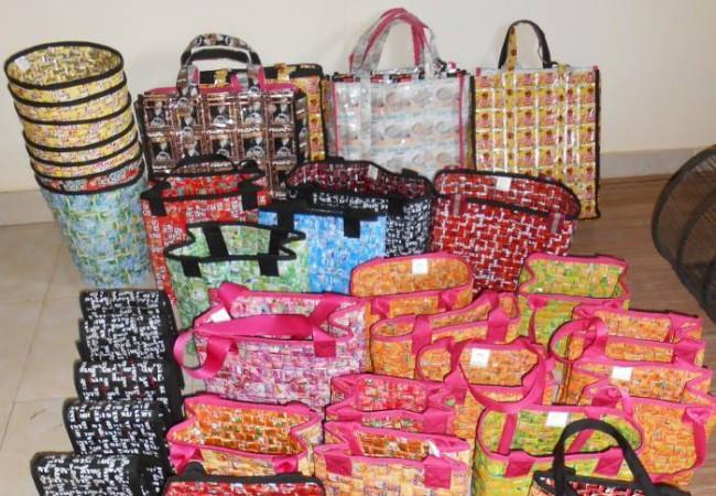 Sacs à la mode – éco-responsable – Peduli Alam – Indonésie – Produits recyclés – Fashion – Paris Frivole