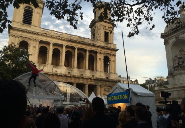 Azerbaïdjan à Paris – Place Saint Sulpice – Mairie du 6ème – Village d'Azerbaïdjan