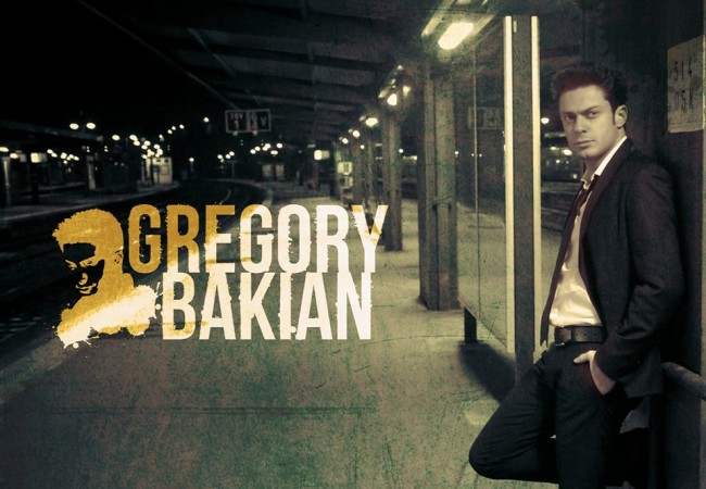 Interview Gregory Bakian – chanson française