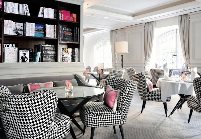 Hôtel de Vendôme – bar éphémère – Chopard- Fashion Week – Chopart – mondanité – sortir à Paris – Paris Frivole