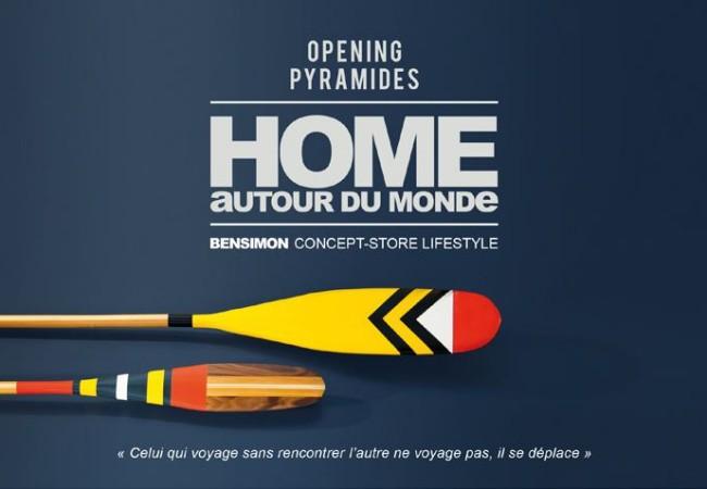 Bensimon – concept store – home – rue des pyramides – mode parisienne – Paris Frivole