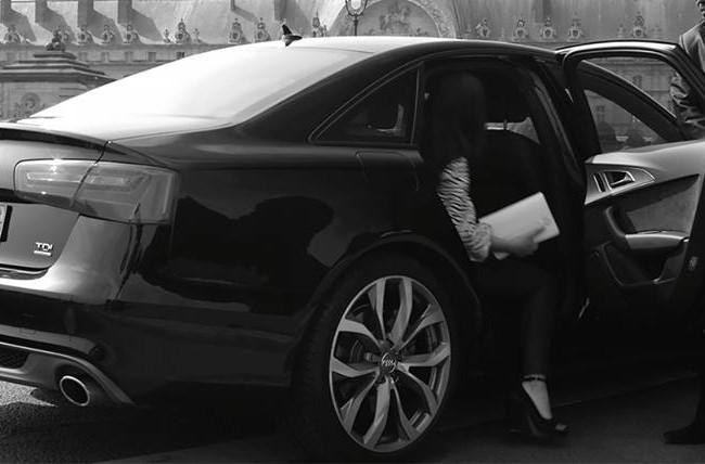 CINQ-S – Audi, transport individuel – chauffeur privé – luxe
