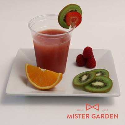 mister garden - jus de fruits frais