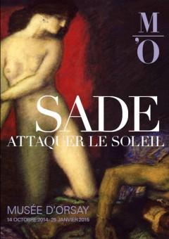 Exposition Attaquer le soleil – Hommage au Marquis de Sade