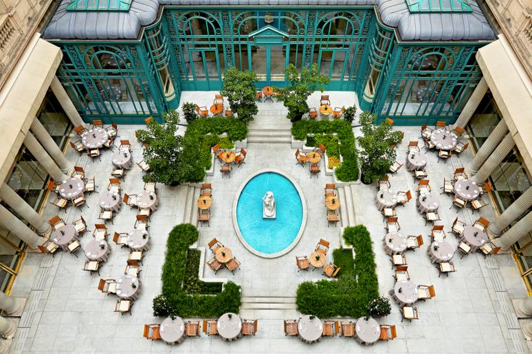 westin - shangai - luxe france chine, hôtel d'exception