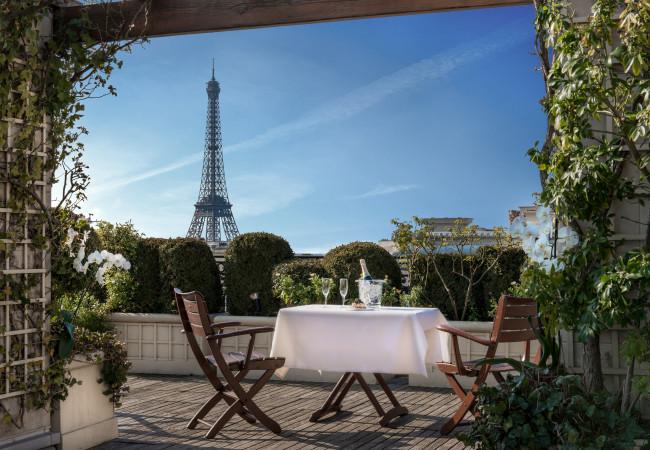 Hôtel Raphaël – Paris – lieu d'exception
