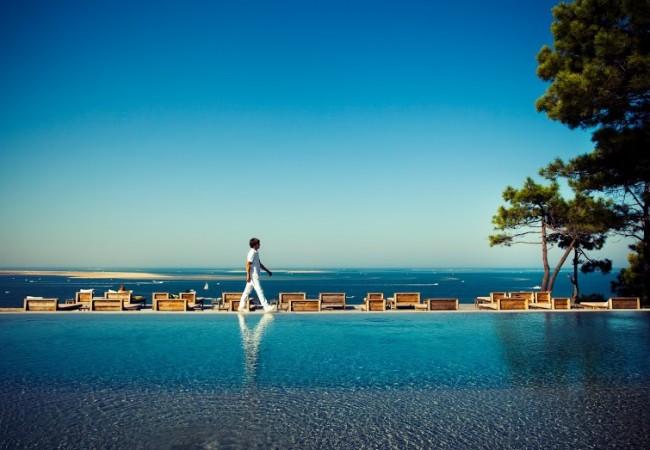 La Co(o)rniche – Pyla-sur-mer – hôtel