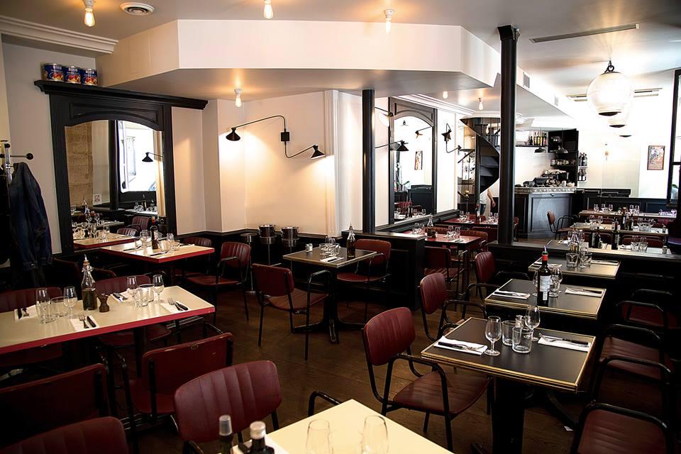 Luisa Maria restaurant paris 6