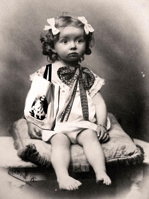 Luisa Maria - vintage