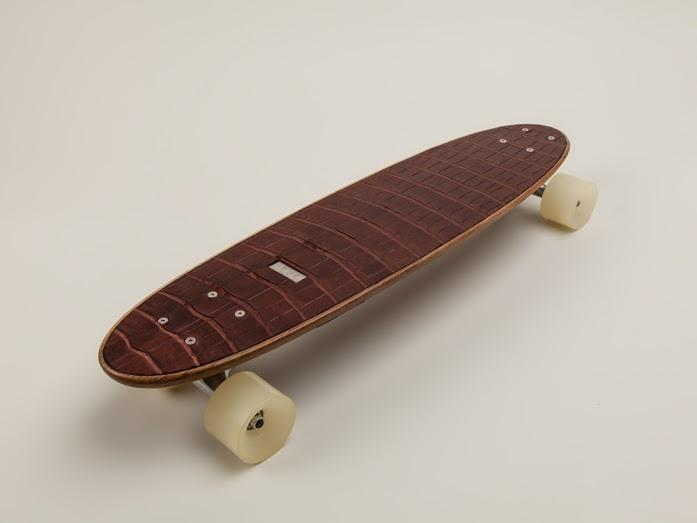 Skate brun