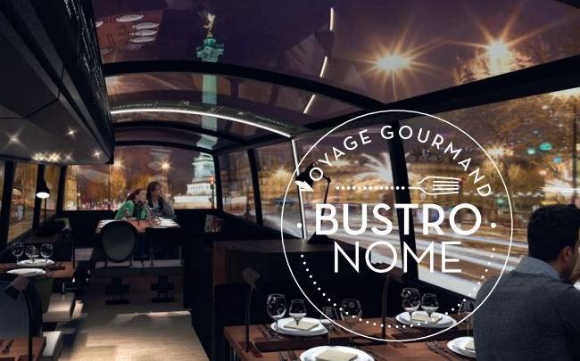 Bustronome – voyage et gastronomie – découvrir Paris