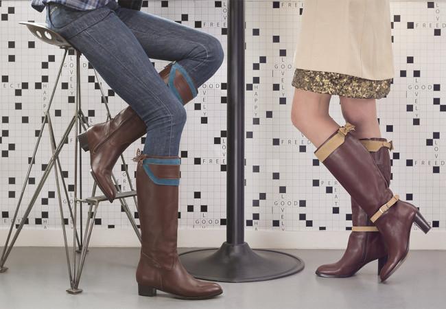Pop Your Shoes – chaussures françaises personnalisables