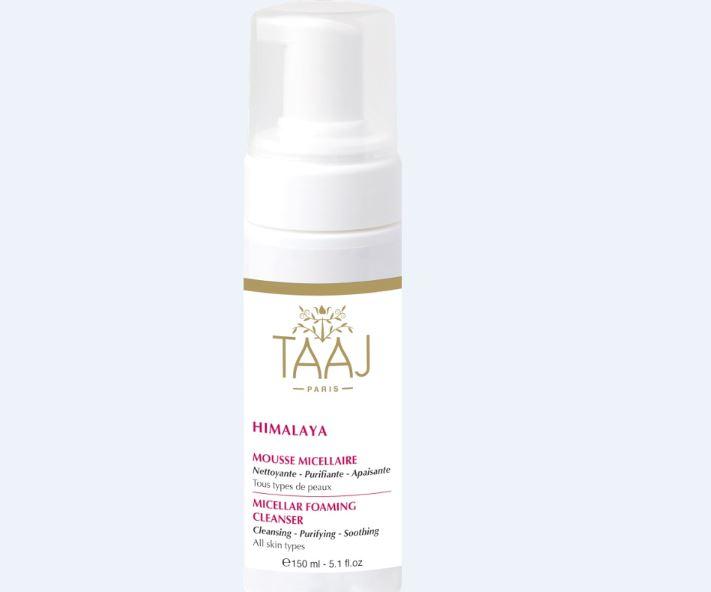 taaj - mousse micellaire 1