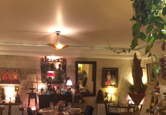 La Coloniale – restaurant cambodgien – Saint Germain des Prés