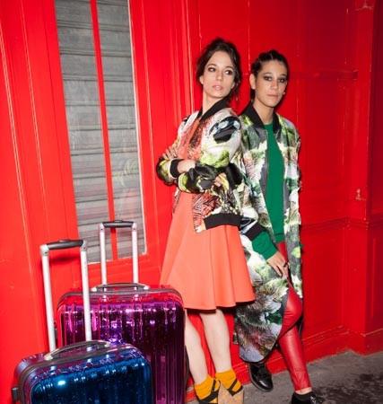 Le Monde des Bagages – valises à la mode