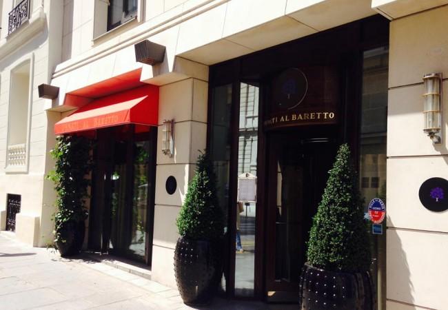 Penati Al Baretto – restaurant gastronomique italien