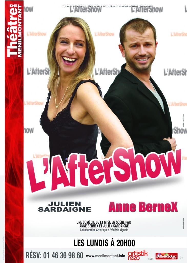 Anne Bernex - paris frivole - l'aftershow