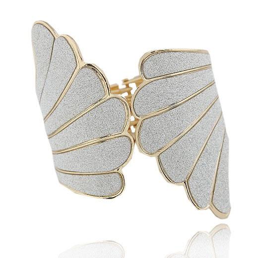 Bague ailes d ange