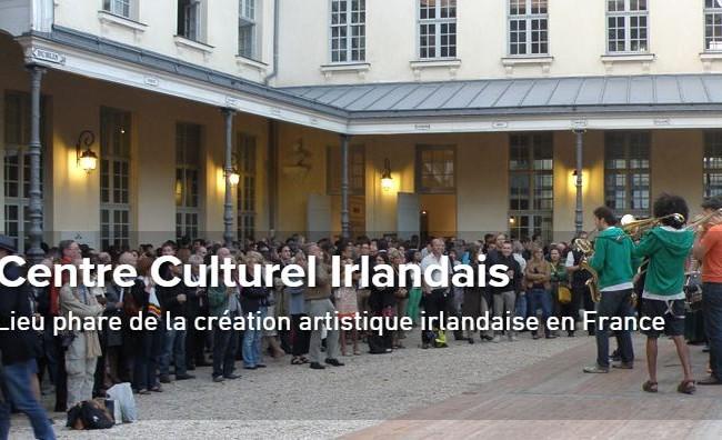 Centre Culturel irlandais – événements