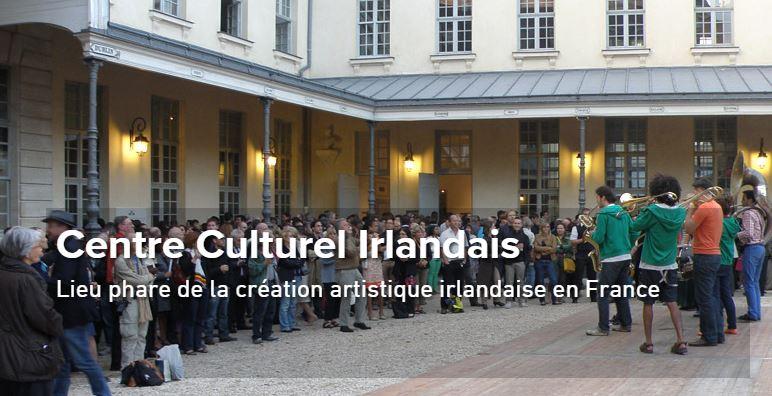 Centre culturel irlandais à Paris