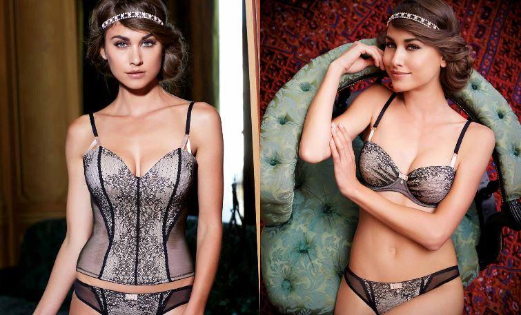 Corset - lingerie fine - boudoir