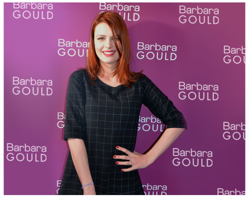 Barbara Gould – Gifting Lounge-Espace Glamour chic DPA